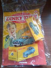 """DINKY TOYS FORD VEDETTE 49 SCALA 1/43 - DE AGOSTINI 42 NUOVO """"E"""""""