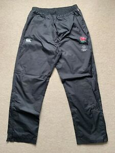 England Rugby 7s Contact/Waterproof Pants (Size: XL) Graphite (worn)