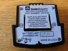 Trimble handheld GPS battery eliminator for model ensign 17319