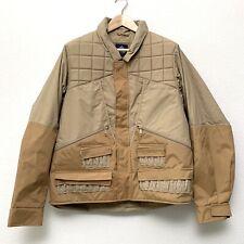 *NWT* 1988 Vintage Columbia Ultrex Hunting Jacket, Tan/Beige, Men's Size Large