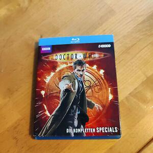 Doctor Who - Die kompletten Specials (4. Staffel) - Bluray