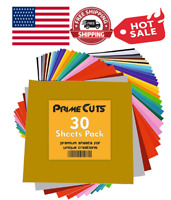 "- Includes Bonus Squeegee Matte /& Glossy Craft Paper - Self Adhesive Outdoor Vinyl for Cricut /& Silhouette Cameo Pack of 60, 12/"" x 12/"" Kassa Permanent Vinyl Sheets Bundle of Assorted Colors"