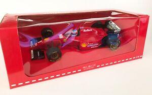MINICHAMPS 1996 Ferrari F310 Michael Schumacher 1:18th Scale Model.