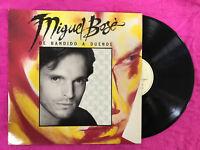 MIGUEL BOSE LP VINILO DE BANDIDO A DUENDE WEA 1988