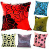 FJ- HOME SOFA BED CAR SQUARE DECORATIVE THROW PILLOW CASE CUSHION COVER LOVELY