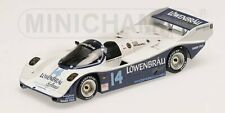 1:43 Porsche 962 n°14 Mid-Ohio 1986 1/43 • MINICHAMPS 400866514 #
