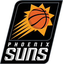 Phoenix Suns NBA Color Die-Cut Decal / Car Sticker *Free Shipping