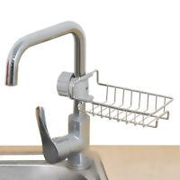 Kitchen Drainage Shelf Multifunctional Dishwashing Sponge Storage Rack Holder