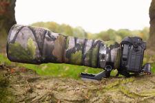 Tamron 150 600mm Di Vc G1 Objectif Néoprène Protection Camouflage Housse Forêt