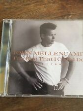 JOHN COUGAR MELLENCAMP - GREATEST HITS - JACK AND DIANE / PINK HOUSES +