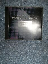 HTF prince ~ a tribute to prince party of the times  various artist cd 1999