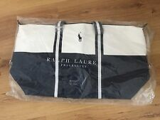 RALPH LAUREN WEEKEND SPORTS TRAVEL GYM DUFFLE BAG HOLDALL - BRAND NEW IN PACKET