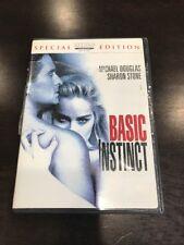 Basic Instinct (DVD, 2003 , Edición Especial - Rated R )