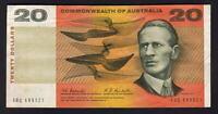 Australia R-402.. (1967) 20 Dollars - Coombs/Randall.. VF - Crisp