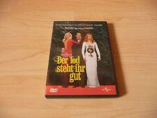 DVD Der Tod steht ihr gut - Bruce Willis & Goldie Hawn & Meryl Streep
