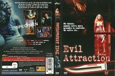 UNIQUEMENT LA JAQUETTE POUR DVD : EVIL ATTRACTION