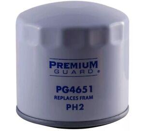 Engine Oil Filter-Standard Life Premium Guard PG4651 New
