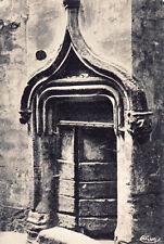 PEZENAS porte maison Bertrand de Pézars Troubadour Piscénois