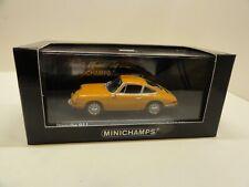 MINICHAMPS PORSCHE 911 signal orange (1964) 430067132    1 of 2352    SOLD OUT!
