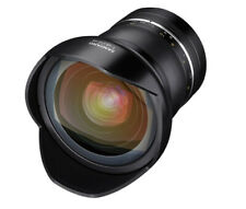 Samyang XP 14mm F2.4 Standard lens 18/14 compatible with Canon EF Te F1113801102