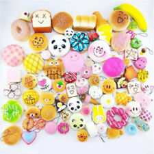 30Pcs Squishy Charms Kawaii weichen Squishies Telefon Riemen Charme Spielzeug