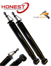 For PEUGEOT 307 2001> REAR SHOCKS SHOCK ABSORBERS X2 NEW