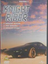 [DVD] Knight Rider: Volume 2 - Knight Racer/sky Knight/knight Sting