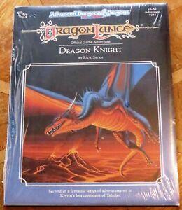 Dragonlance - Dragon Knight (AD&D Adventure DLA2 9285) - New & Sealed