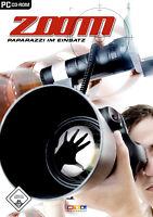 Zoom - Paparazzi im Einsatz (PC, 2006, DVD-Box) OVP