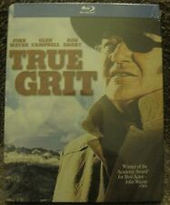 New! True Grit [Steelbook] (Blu-ray, 2013) - U.S. Retail Version!