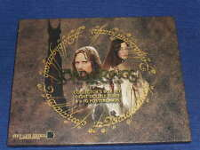 New! The Lord Of The Rings Two Towers 8 Poster Cards Collector's Box Set