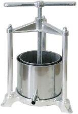 Torchietto premitutto 5 litri in acciaio alluminio 00132 Palumbo Pavi Torchio