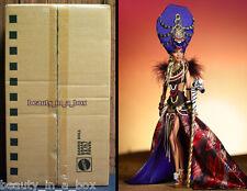 "Tribal Beauty Barbie Collector Doll Mattel SHIPPER Gold Label 2013 Linda Kyaw """