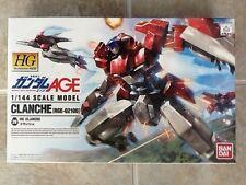 BANDAI 1/144 HG AGE Gundam CLANCHE [RGE-G2100] Plastic Model Kit # 28  NEW