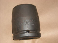 "15025, Proto, 1-9/16"" Impact Socket, 1-1/2"" Drive, 6 Point, New Old Stock"