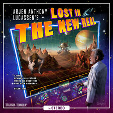 Arjen Anthony Lucassen Lost In The New Real 2 CD  AYREON ,STREAM OF PASSION