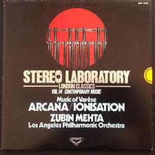 Chor- & Orchesterwerke Vinyl-Schallplatten aus Japan mit 33 U/min
