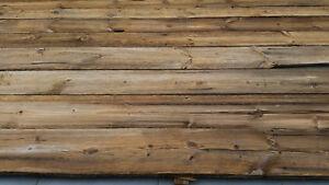 Altholz Bretter, Balken -  Wandpaneele - Wandverkleidung - Holzwand