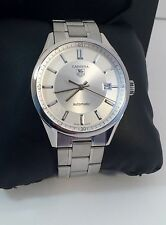 2012 Tag Heuer Carrera Calibre 5 Mens Watch Automatic in Excellent Cond. WV211A