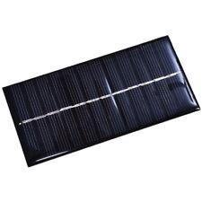6V 200mA 1W Mini Small Solar Panel PV Polycrystalline Solar Power Panel Battery