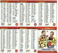2016 Select Footy Stars Base Card Eddie Betts Adelaide 5