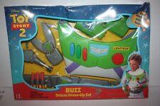 Disney Pixar Toy Story 2 Buzz Lightyear Deluxe Dress up Set Mattel 89548 Costume