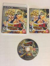 Dragon Ball Z Ultimate Tenkaichi PS3 (Sony Playstation 3 Game) CIB with Manual