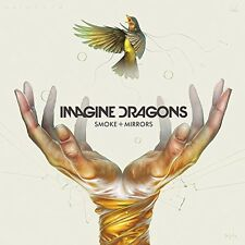Smoke + Mirrors: Deluxe Edition - Imagine Dragons (2015, CD NEUF)