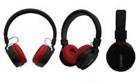 Universal Bluetooth Wireless Headset Over-Ear Stereo Headphone Super Bass PACK 2