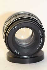 HELIOS 44M-4 2/58mm Soviet SLR Lens Pentax Zenit M42 + Adapter for Nikon N833