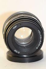 HELIOS 44M-4 2/58mm Soviet SLR Lens Pentax Zenit M42 + Adapter for Nikon N833