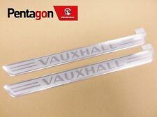 Genuine Vauxhall Insignia A/B Crossland X Astra K Front Door Sill Protectors Set