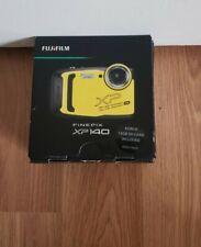 Fujifilm FinePix XP140 Digital Camera - Yellow (Waterproof) Still in box