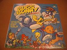 Adventures of Bugs Bunny with Mel Blanc 1973 Peter Pan Records #8132 Vinyl LP